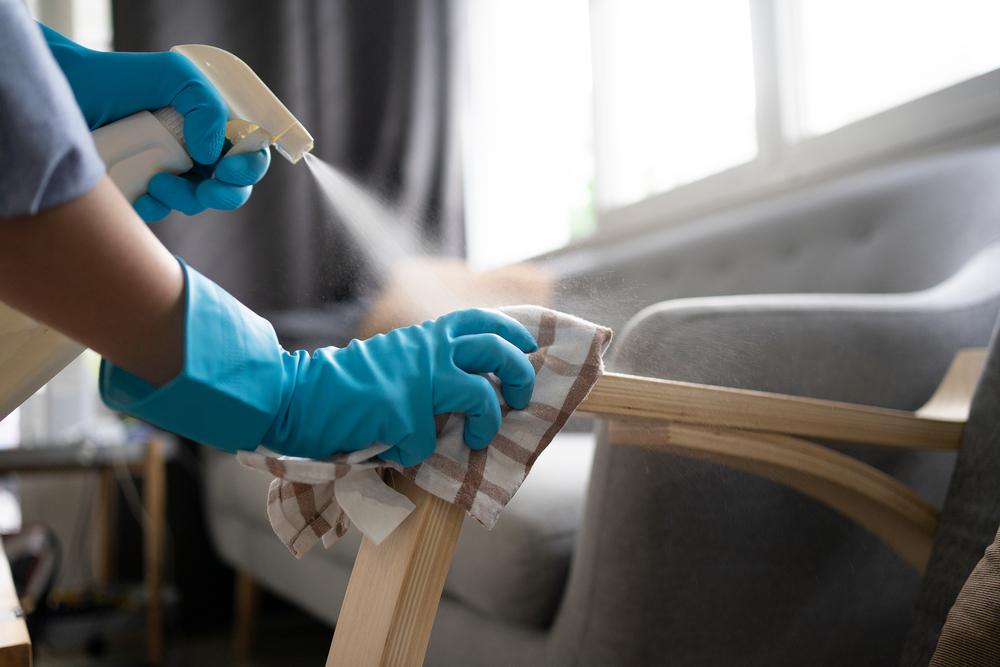 schoonmaak verpleeghuis